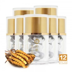 歌德医生虫草素冻干闪释片 6盒装 15粒/瓶  共12瓶