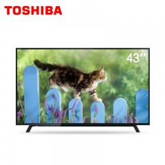 (SD白天)东芝43寸全高清电视43L1600C