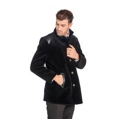 今昇绅士经典男士羊毛大衣