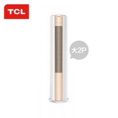TCL 小旋风智能低能耗圆柱冷暖变频空调大2P(TCL外场)