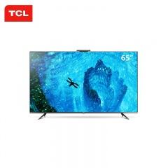 TCL 65英寸超薄4K智能网络电视(TCL外场)
