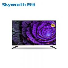 创维55英寸4K超高清智能网络液晶电视55M7(双11疯狂价)