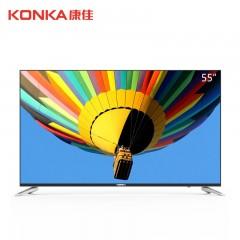 康佳55英寸14核4K超高清智能网络电视