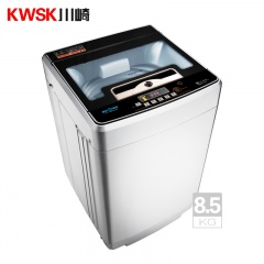 川崎8.5公斤智能免污烘干洗衣机(2019新款)