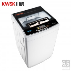 川崎6.5公斤智能免污烘干洗衣机(2019新款)