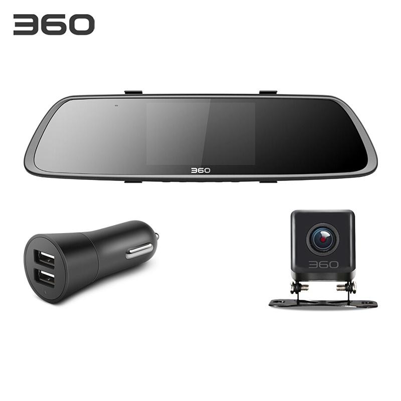 360 行车 记录 仪 后 视 镜 版